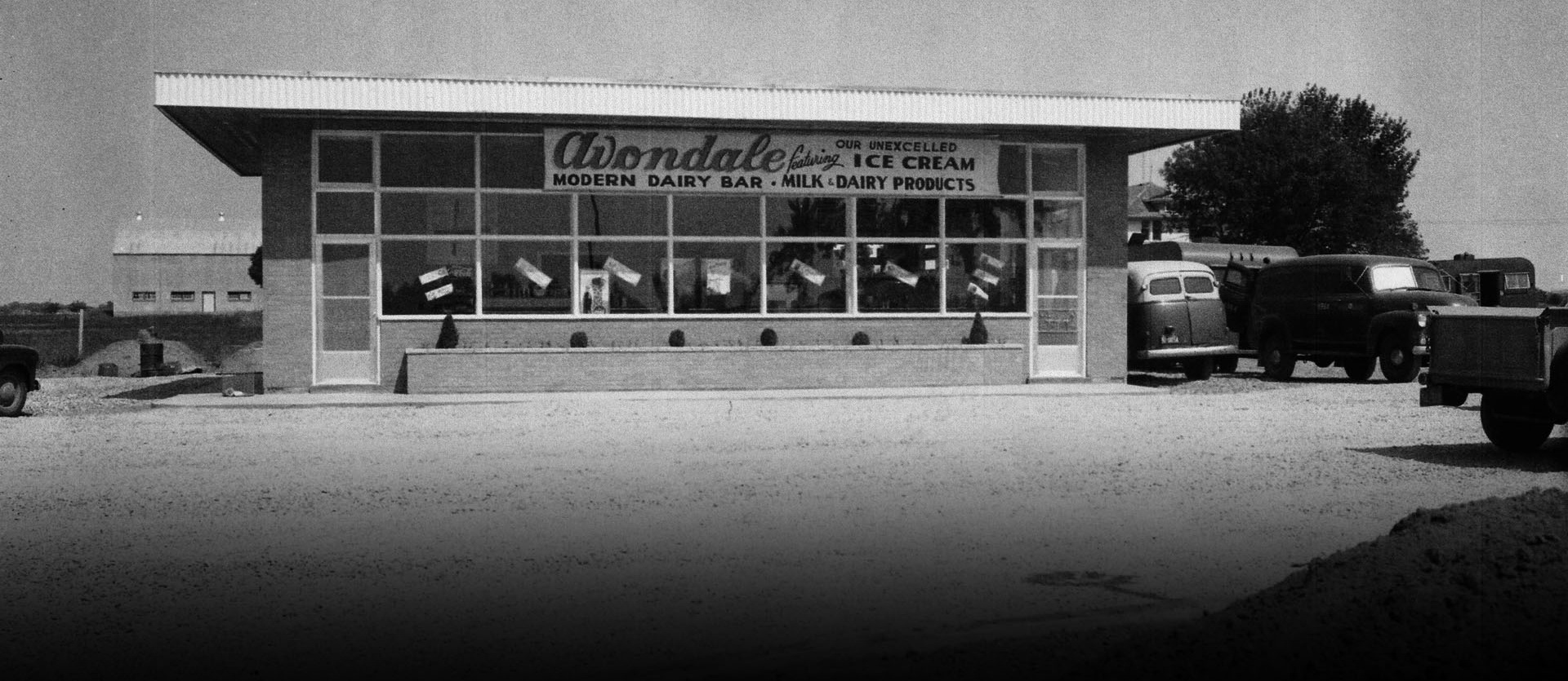 Dairy Bar 2 - 1955